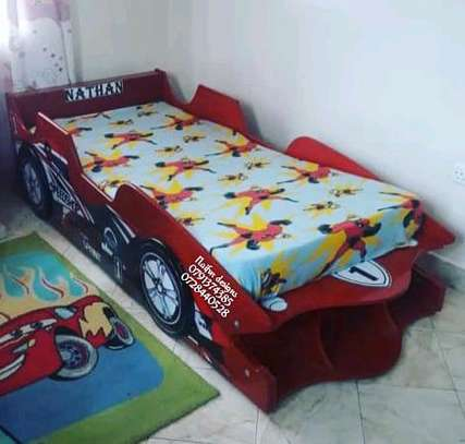 Car beds/baby beds/modern baby beds/Classic boy's Bedroom image 1
