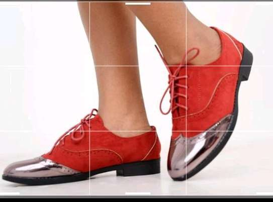 Ladies brogues image 1