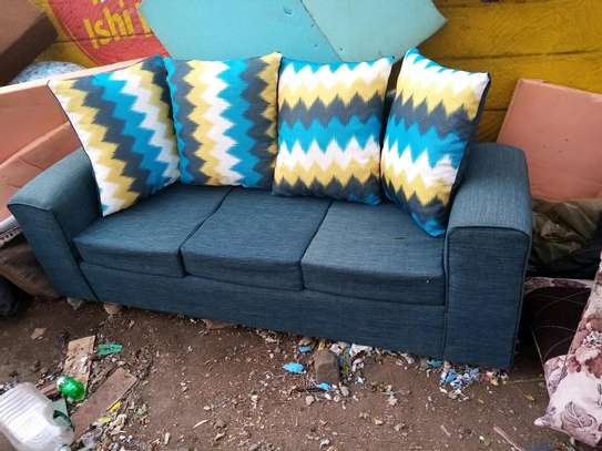 Affordable 5seater sofa set image 1