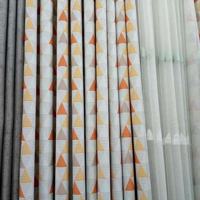 Curtains and Curtains and sheers per meter 1200 plus free stitching image 11