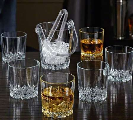 6 Pieces Whiskey Glasses Set image 2
