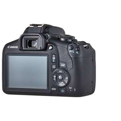 Canon 2000D DSLR Camera - 24.2MP - With 18-55mm Lens. Enjoy Cashback of Ksh.3200 When you purchase this Canon 2000D image 2