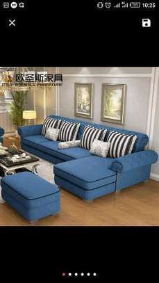 L- Shape Sofa (High-End) image 4