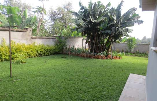 5 bedroom house for rent in Thigiri image 1