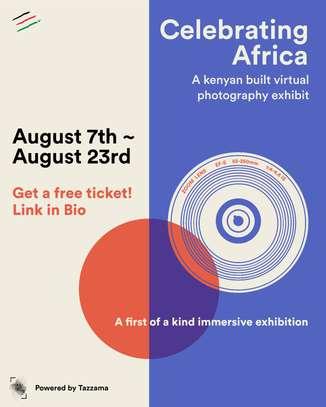 Virtual Photography Exhibition - Celebrating Africa