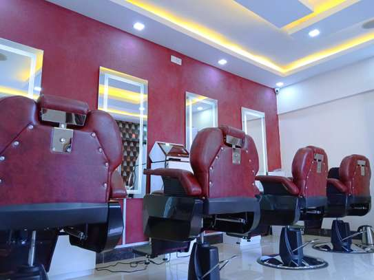 BARBERSHOP AND SALON EQUIPMENT FOR SALE