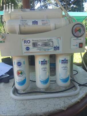 Domestic Reverse Osmosis Water Purifier System. image 1