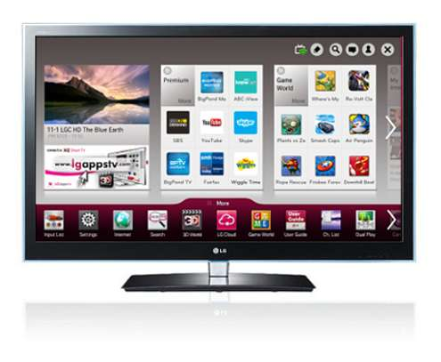 LG 55 inch Tv (Smart/Digital) image 3