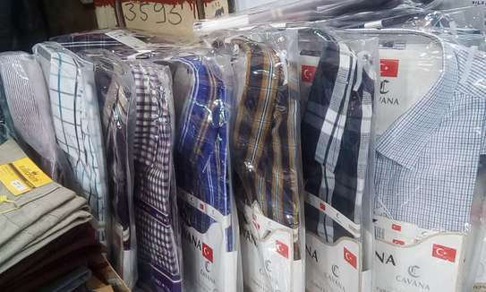 Official checked shirts image 3