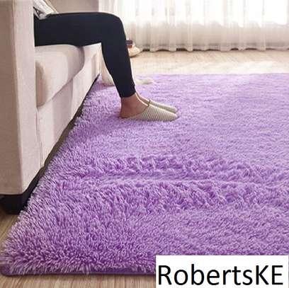 fluffy carpet 7*8 image 1