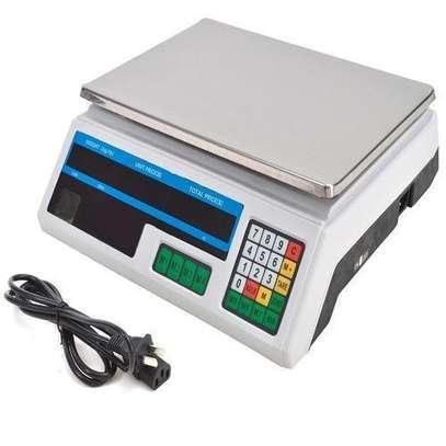 Digital Price Computing Weighing Scale image 1