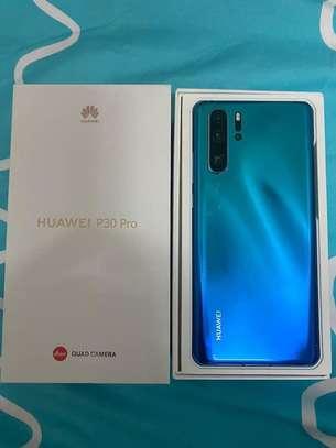 Huawei P30 pro *blue* *256gb* image 2
