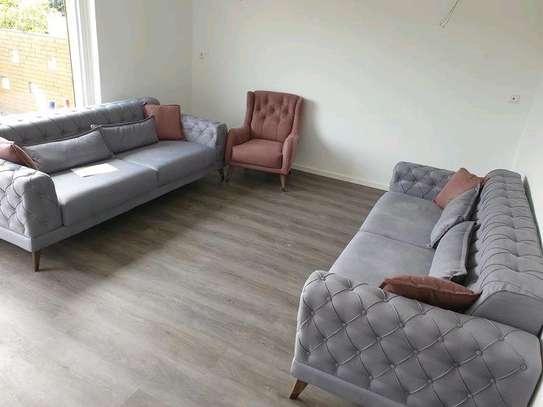 Grey three seater sofas for sale in Nairobi Kenya/best Chesterfield sofa ideas/six seater sofas/sofas and sectionals for sale in Nairobi Kenya/best sofa ideas image 1