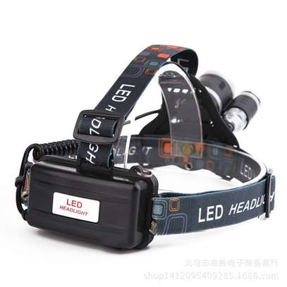Rechargeable LED Headlamp For Outdoor image 3