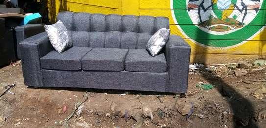 Three seater sofa set image 1