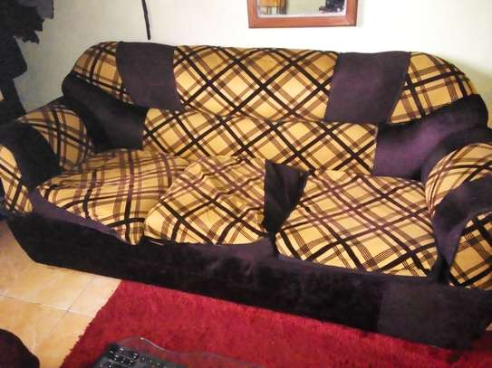 Three seater couch image 1