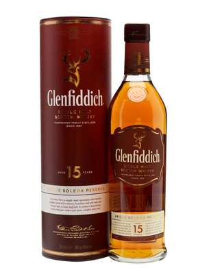 Glenfiddich 15 years image 1