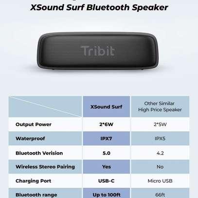 Tribit XSound Surf portable speaker image 3