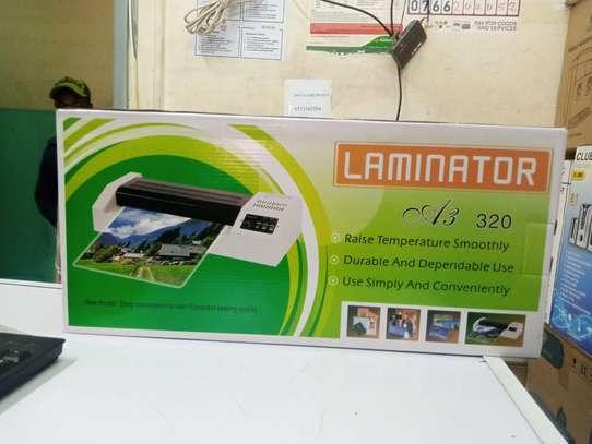 A3 Laminating machine image 1