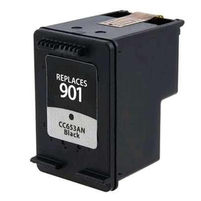 901 inkjet cartridge black only  CC653AN image 2