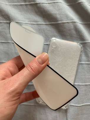 Ceramic 5D Full Glue Glass Protector Flexible Anti-Break,Anti-Fingerprint for iPhone 11 Pro Max image 12