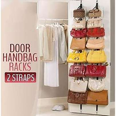 handbag Rack - Holds 16 Bags image 1