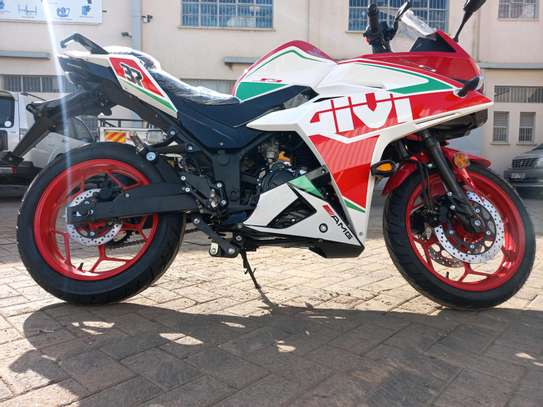 New Jincheng 150cc Sports Bike image 1