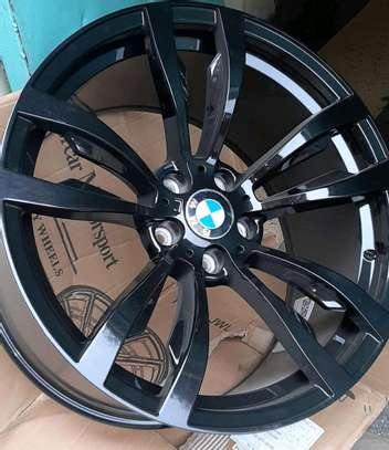 Size 20 rims for BMW and Range Rover image 1