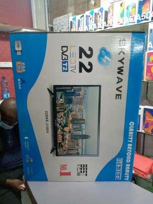 22 Inch TV- Skywave Digital TV in shop+Delivery image 1