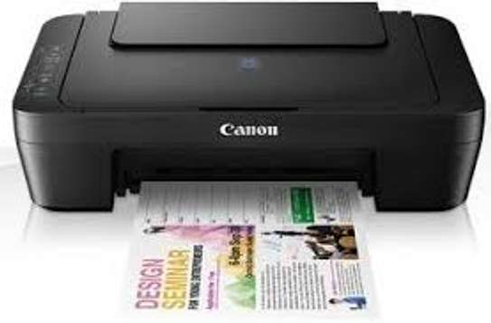 Canon PIXMA E414 Ink jet Printer image 1