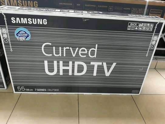 55 Samsung 4k uhd series 7 55RU7300 image 1