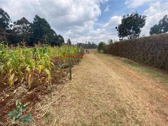 Kikuyu Town - Commercial Land, Land image 5
