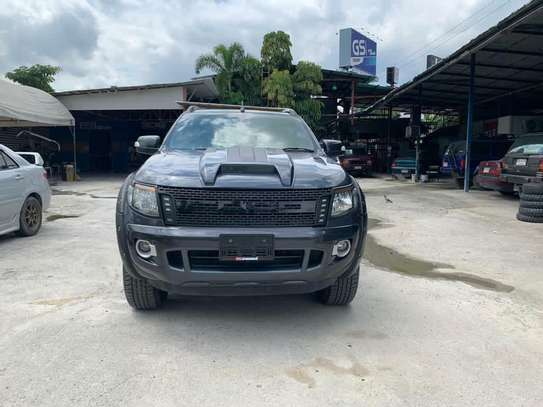 Ford Ranger 2.5 TD Double Cab XLT 4x4 image 5