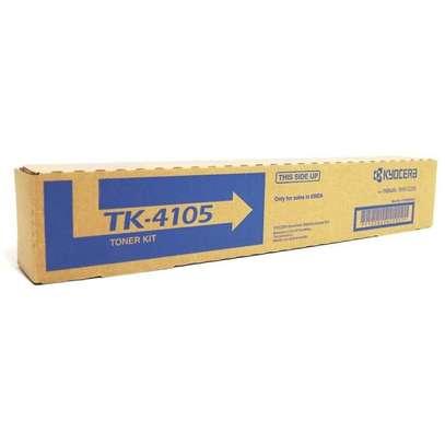 Kyocera TK-4105 Black Original Toner Cartridge image 1