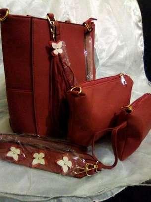 3in1 classic handbags image 2