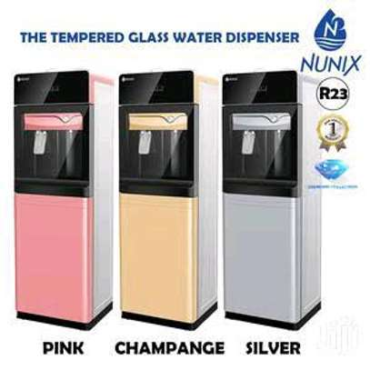 Glass tempered water dispenser image 1