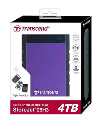 4TB Transcend External Hard Drive