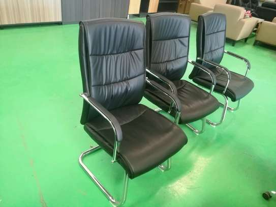Executive waiting chairs