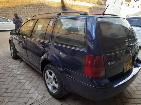 Locally used Vw golf image 1