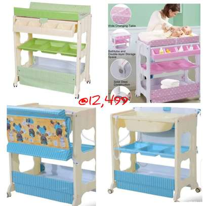 baby Bathstand/ Bath Stations image 1