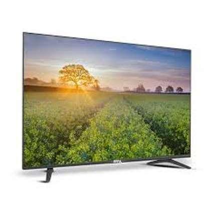 EEFA New 50 inches Frameless Android Smart UHD-4K Digital TVs image 1