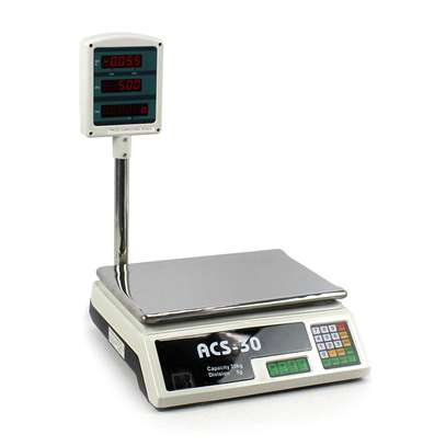 Brand New Generic ACS 30 Weighing Scale Machine image 1
