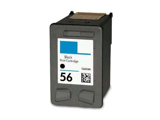 56  inkjet cartridge black C6656 image 5