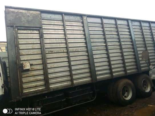 Lorry and pick up Body making and repair image 4