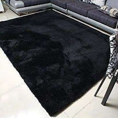 7*10 Fluffy Carpet image 1