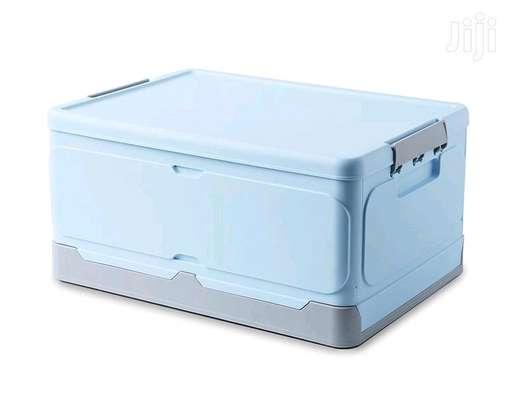foldable storage boxes image 1
