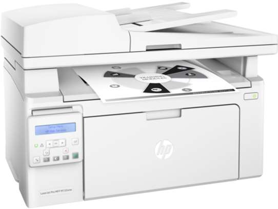 HP LaserJet Pro MFP M130nw wireless printer