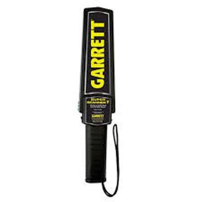 Garret Super Scanner Hand-Held Metal Detector.