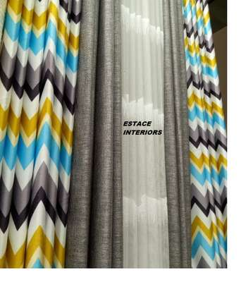 MODERN CURTAINS AND SHEERS image 6