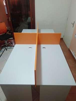 Office Desk 4 Way Workstation Station Ksh. 49,999 image 2